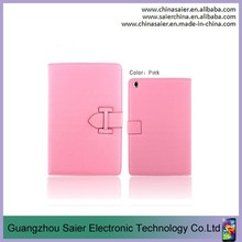 flip smart touch dormancy Leather Cover Case For ipad air in stock