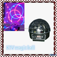 very small led light 25w magic ball bright dream stage light
