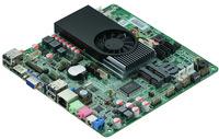 Intel 1037U Itx M100_218B Mini PC all in one motherboard Itx Motherboard full tested