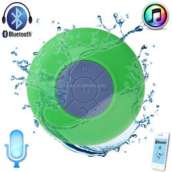 Factory price IPx4 waterproof wireless speaker bluetooth ,mini bluetooth speakers subwoofer,2015 new products bluetooth speaker