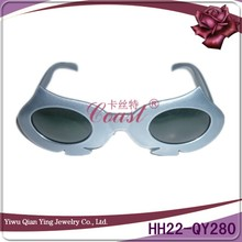 fashional funky plastic playing card shaped party glasses