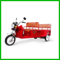 New Condition Tuk Tuk For Sale / Passenger Electric Tricycle