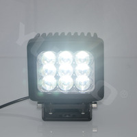 """truck accessories 90w 7"""" super bright led work light for tractor, truck, forklift"""