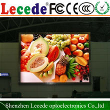 P4 Lecede full color indoor led screen/led video wall china top ten selling products p6 smd indoor xxx image video led display l