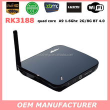 CS968 /CR11S Android 4.4.2 HDMI 1080P Quad Core Android Smart TV Box