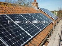 Bestsun MPPT controller 2020w tata solar