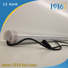 led color changing 5 years long time warranty led tube hot selling in japen