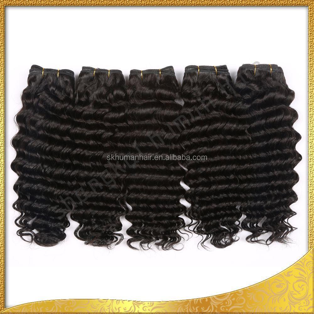 Crochet Braids Deep Wave Hair : ... Deep Wave Hair,Crochet Braids With Human Hair,Human Hair Extensions