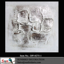 Nude photo oil paintng 100% handmade washing heavy texture antique abstract painting canvas