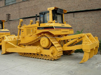 Factory directly supply HBXG 230HP SD7 three ripper rops fops mini dozer for sale
