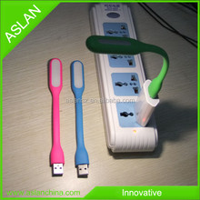 Creative USB LED Emergency Light Touch Screen Type Colorful