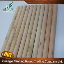 Garden tools natural wooden stick,wooden garden stick