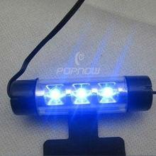 Car foot light atmosphere light 3 led atmosphere lamp