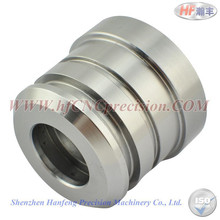 Custom Steel material machining parts CNC Precision machined parts with ISO certified