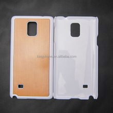newest design PC wood phone case,handphone case for samsung note 4