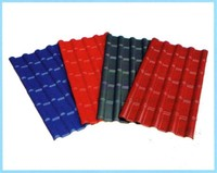 roof tile paint synthetic spanish roof tile, colored glazed