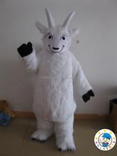 Cabra traje / adultos de disfraces del traje de ovejas / traje de cosplay