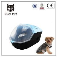 2015 pet transportation products plastic dog carrier