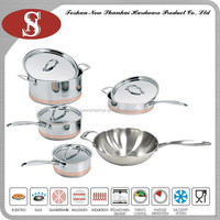 5Ply Newest enterprise quality american cookware