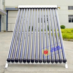 Vacuum tube solar thermal collector