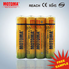 shenzhen torch product to import to south africa dry AA battery
