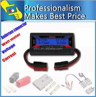 2015 Digital DC high precision meter 100A/130A/150A/200A watt meter LCD display with Andersen 4mm 50A plug
