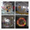 2015 popular inflatable zorbing balls for adult