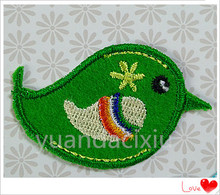 China Manufacturer Wholesale Clothes Woven Patches For Kids Trousers