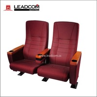 Leadcom luxury fixed seat movie theater seating (LS-10603A)