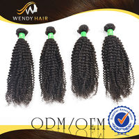 5A Grade Kinky Human Hair Curly Ripple Wholesale And Retail buying virgin brazilian hair