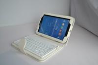 bluetooth keyboard silicone case for samsung galaxy s4 mini