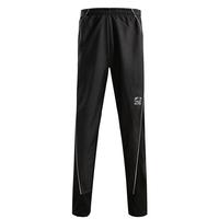 Customize #1312 thermal padded cycling long pants fleece M-2XL