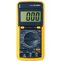 3 1/2 LCD Multimeter Electrical Meter Digital Multitester Voltmeter Ammeter DVM With Continuity Tester Circuit Tester DT9205A+