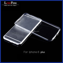 Ultra thin clear case 0.3mm TPU Case Silicone Soft Cover Crystal Clear Case For iphone 6