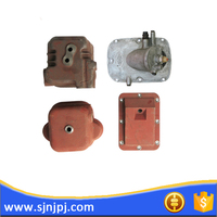 tractor and agricultural machine parts valve cap cover and rear cover