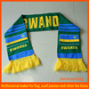 cheap custom promotion football scarf