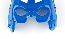 WH-059 Yiwu CaddyLED party supplies Children with lights glowing animated cartoon show a mask Captain America mask