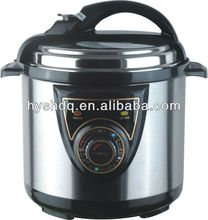 6L stainless steel pressure cooker hotsale in 2012!