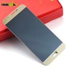 100% оригинал для Samsung A8 A800 A8000 черный мобильный телефон ЖК-экран