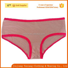 new style hipster cotton pink sexy women lace panties
