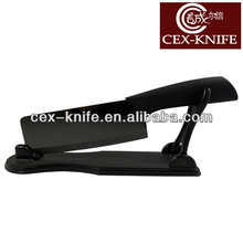 negro de cerámica chef cuchillo de carnicero cuchillos