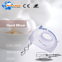 Electric hand held egg master hand super mixer