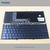 Hot selling Laptop keyboard for HP Mini 210 Mini210-1000 Portuguese Black black frame