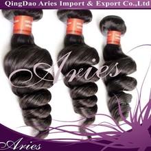 China manufacturer factory price human hair unprocessed virgin fumi hair hot 6a Fumi human hair
