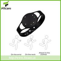 Bluetooth smart wristband pedometer, wireless bluetooth sport watch
