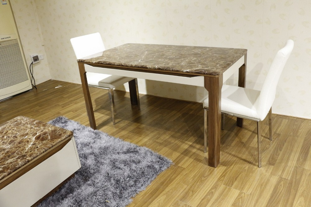 Cheap dining tables chair flat pack furniture artificial for Dining table tv