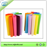 2014 New Arrival Hot Sale Polyester Spunbonded Nonwoven Fabric For Clothing And Shoes