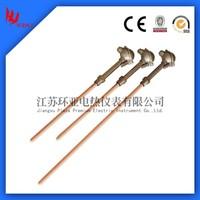 High Density B type Platinum Rhodium Thermocouple with Screw