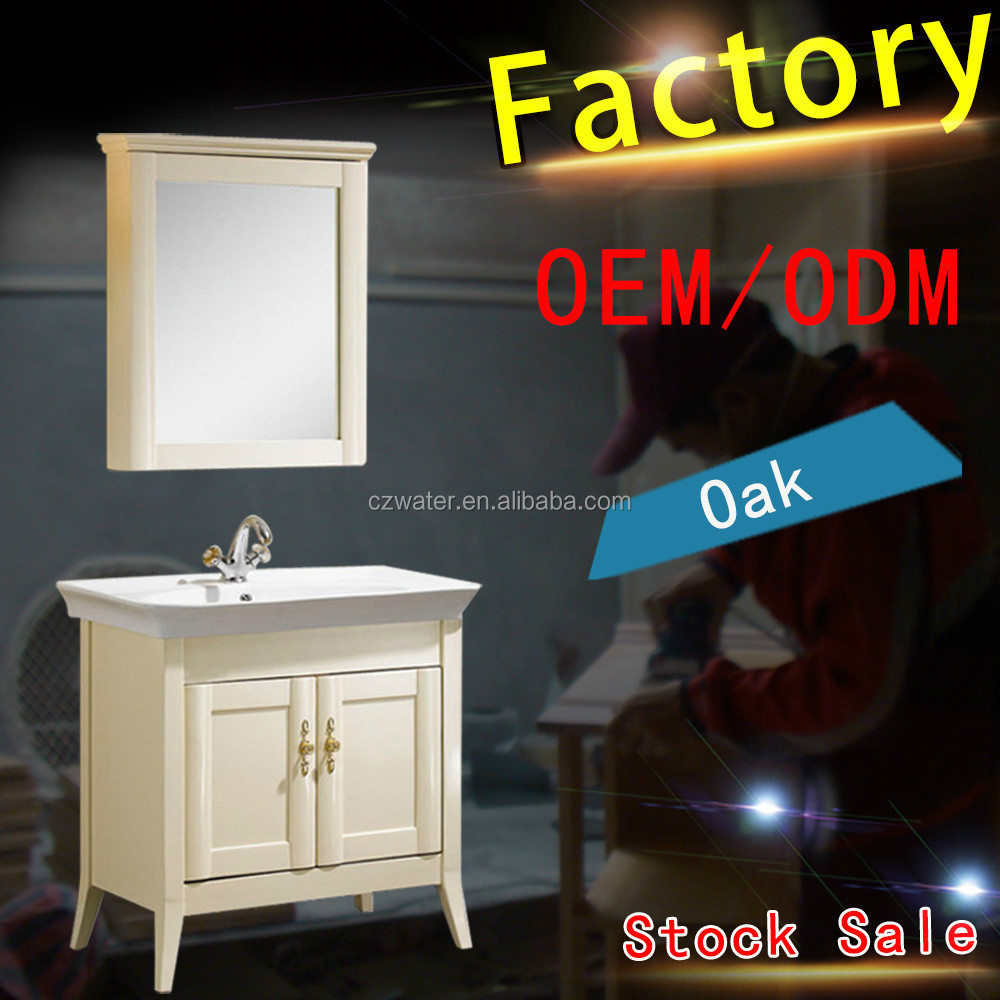 1055 antique bathroom mirror cabinet floor standing solid for Floor standing mirrored bathroom cabinet