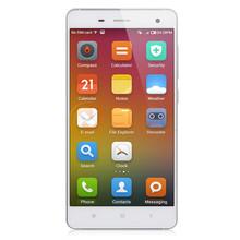 Original 5'' NO.1 Mi4 MTK6582 Quad Core Cell Phones Android Smartphone 1280*720 1GB RAM 16GB ROM Mobile 2250mAh 13.0MP Camera